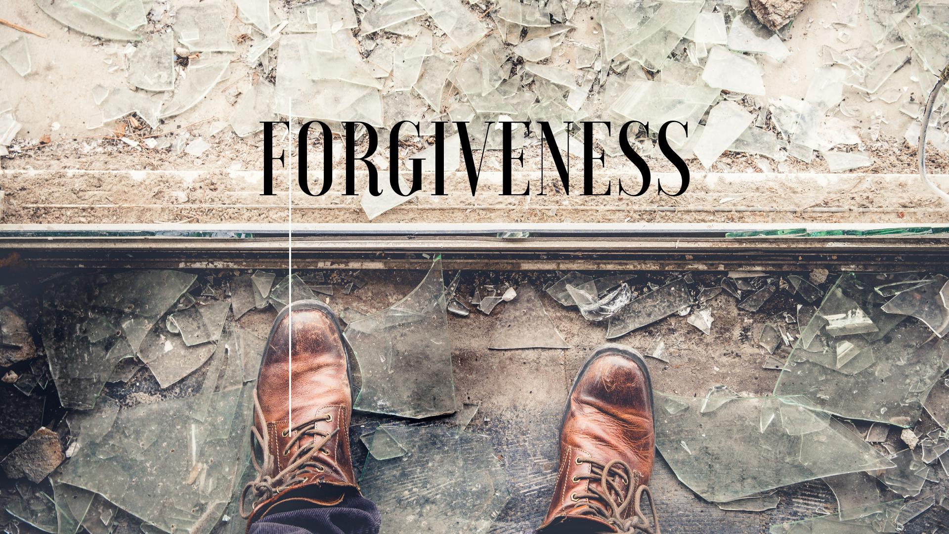 Forgiveness – Better not Bitter
