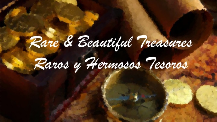 Rare & Beautiful Treasures