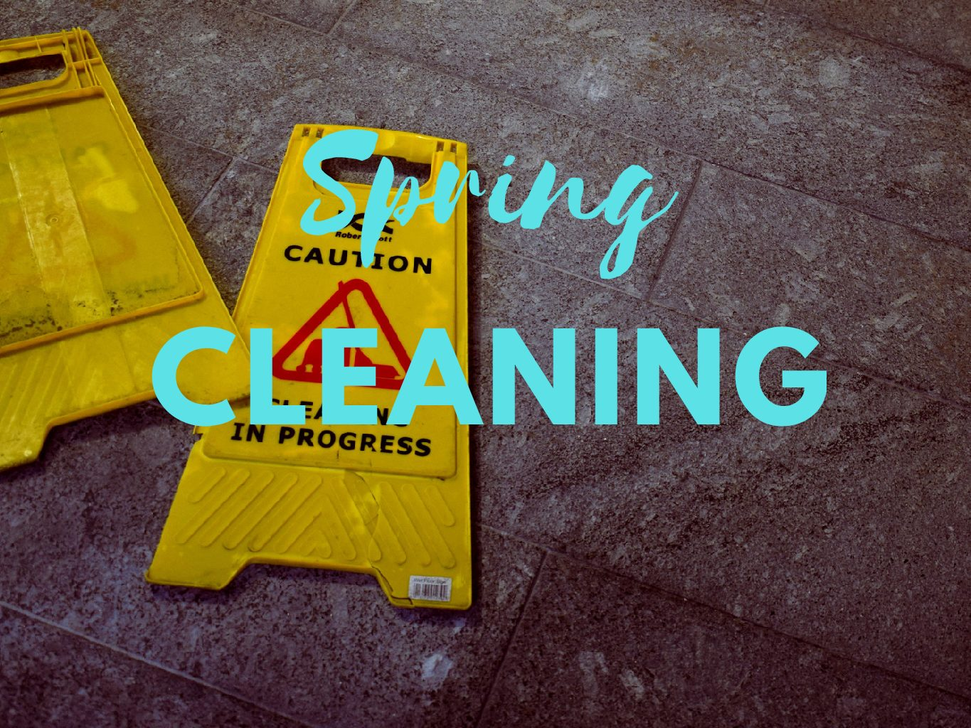 Spring Cleaning – Dating
