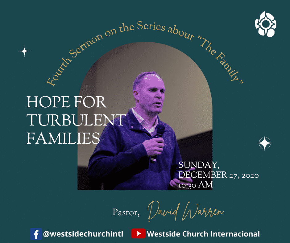 Hope For Turbulent Families
