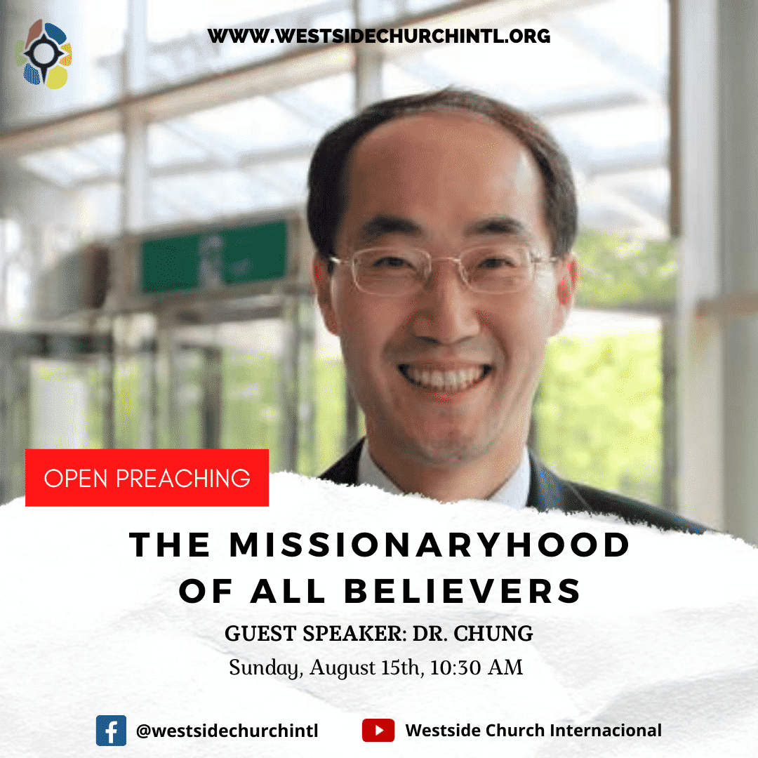 The Missionaryhood of all Believers