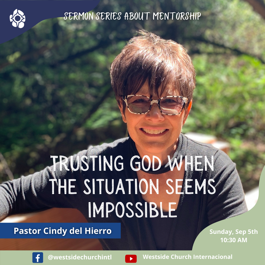 Trusting God When The Situation Seems Impossible